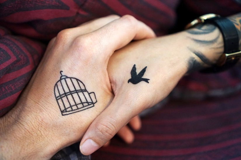 bird cage tattoo_TheDigitalWay
